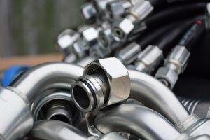 hydrauliek slang